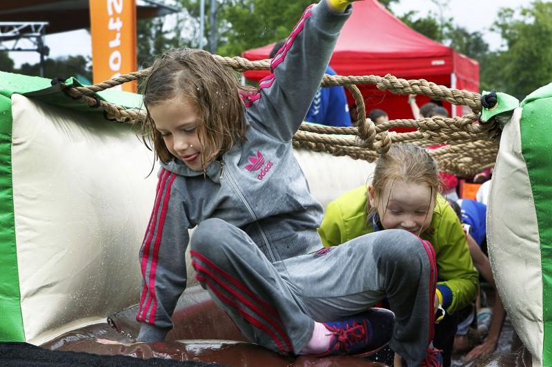 Velsen-Zuid : ZorgSpecialistloop.  FOTO : RON PICHEL
